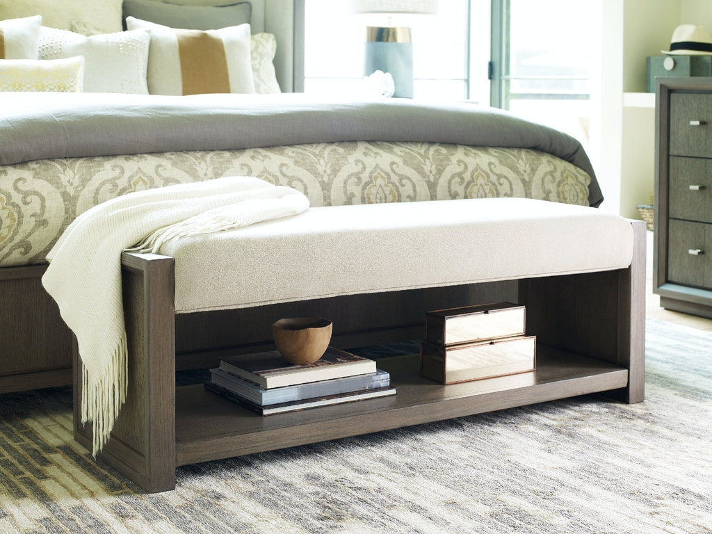 Bedroom Rachael Ray Home Highline Upholstered Bench