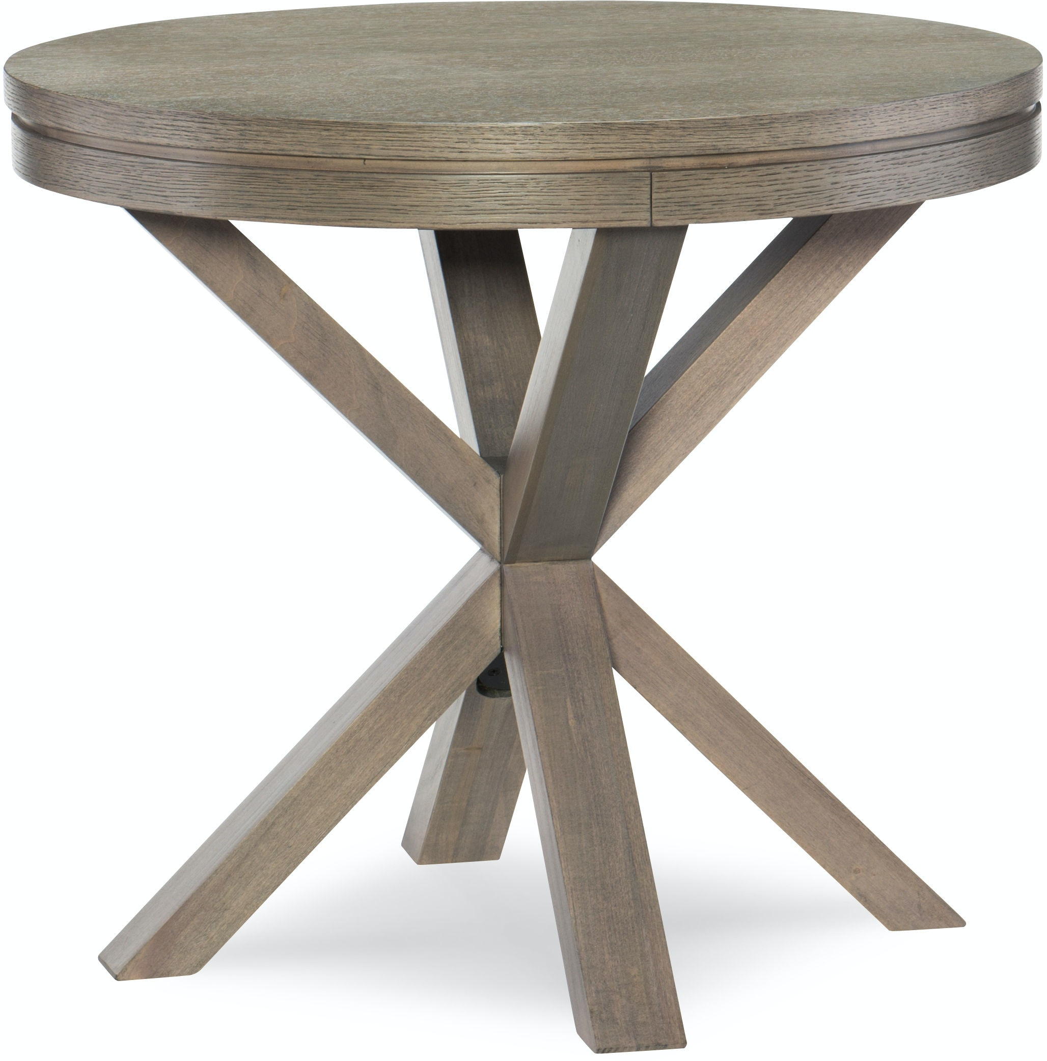 Living Room Rachael Ray Home Highline Round Lamp Table
