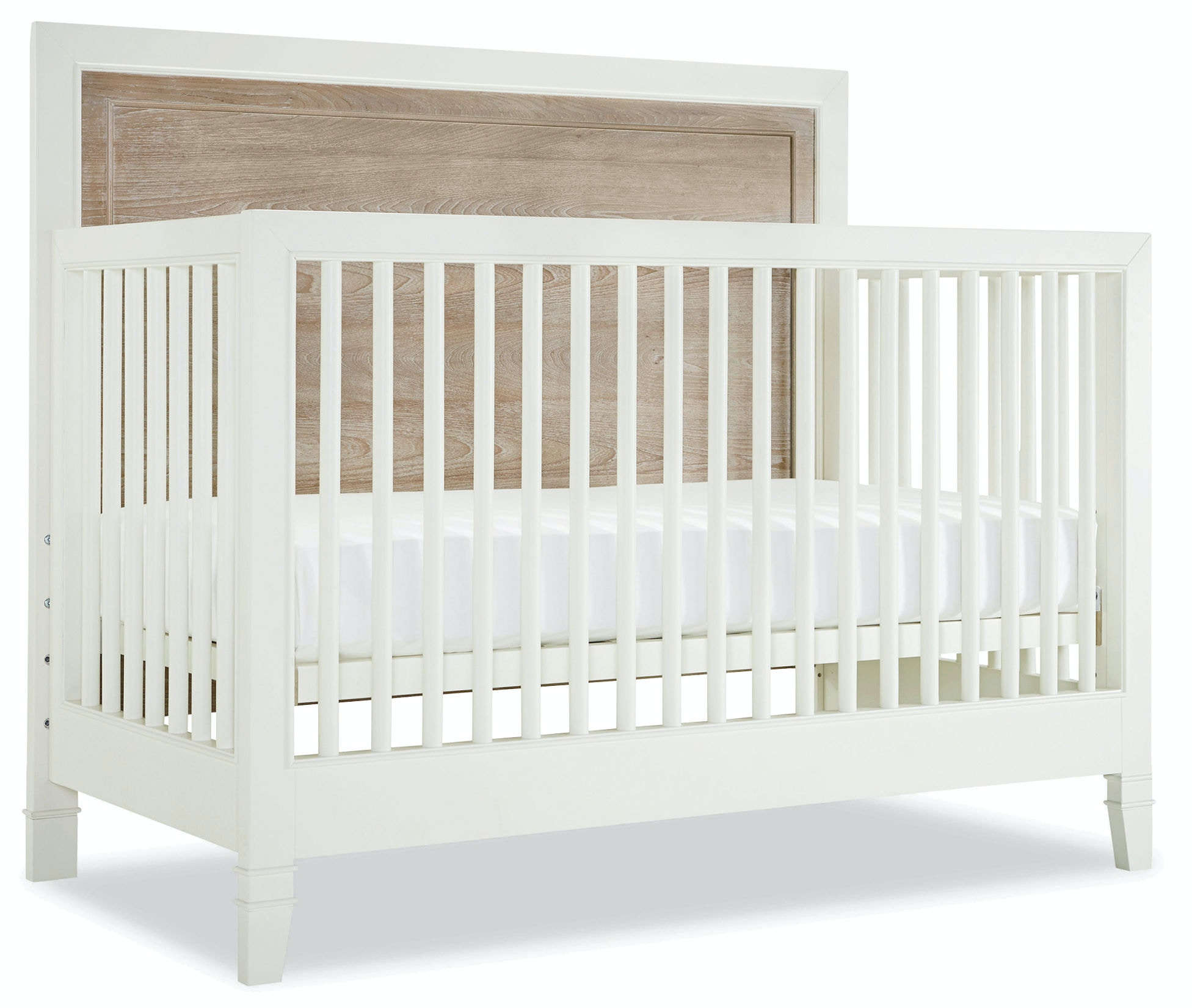 #myRoom Convertible Crib   PARCHMENT