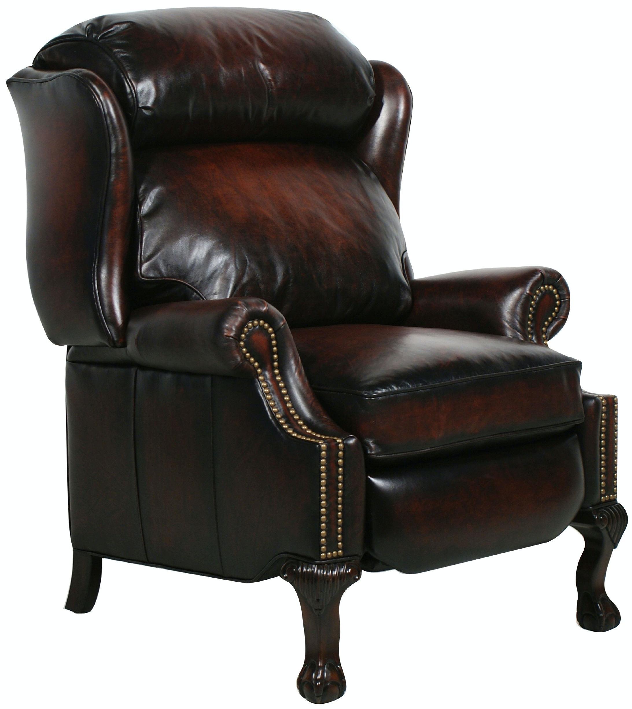 Danbury Leather Recliner