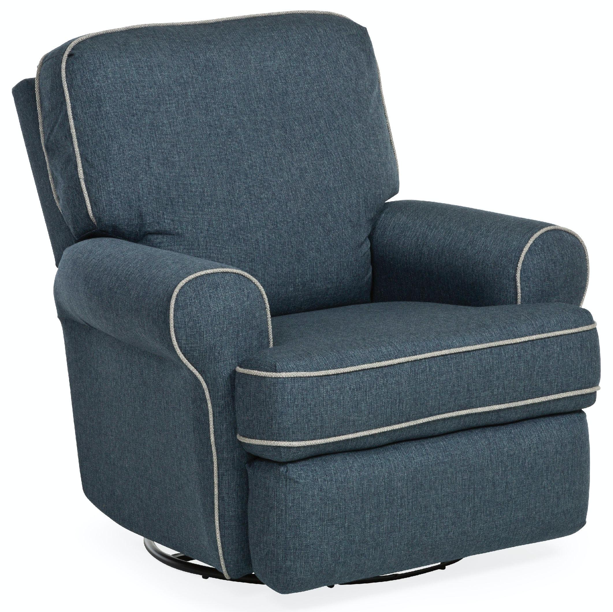 Superbe Tryp Swivel/Glider Recliner Chair ST:471298