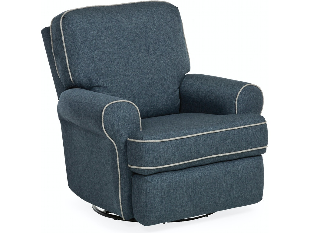 Baby Tryp Swivel Glider Recliner Chair