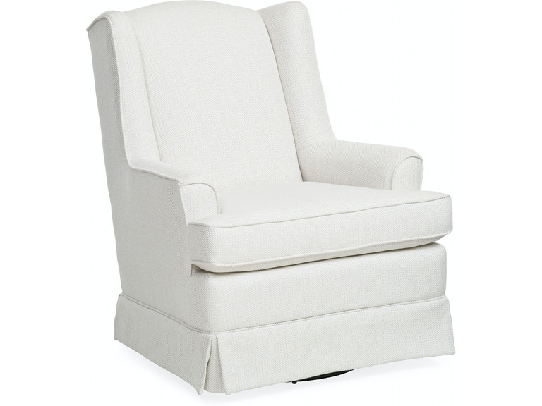 Natasha Swivel Glider Wingback Chair St 471303