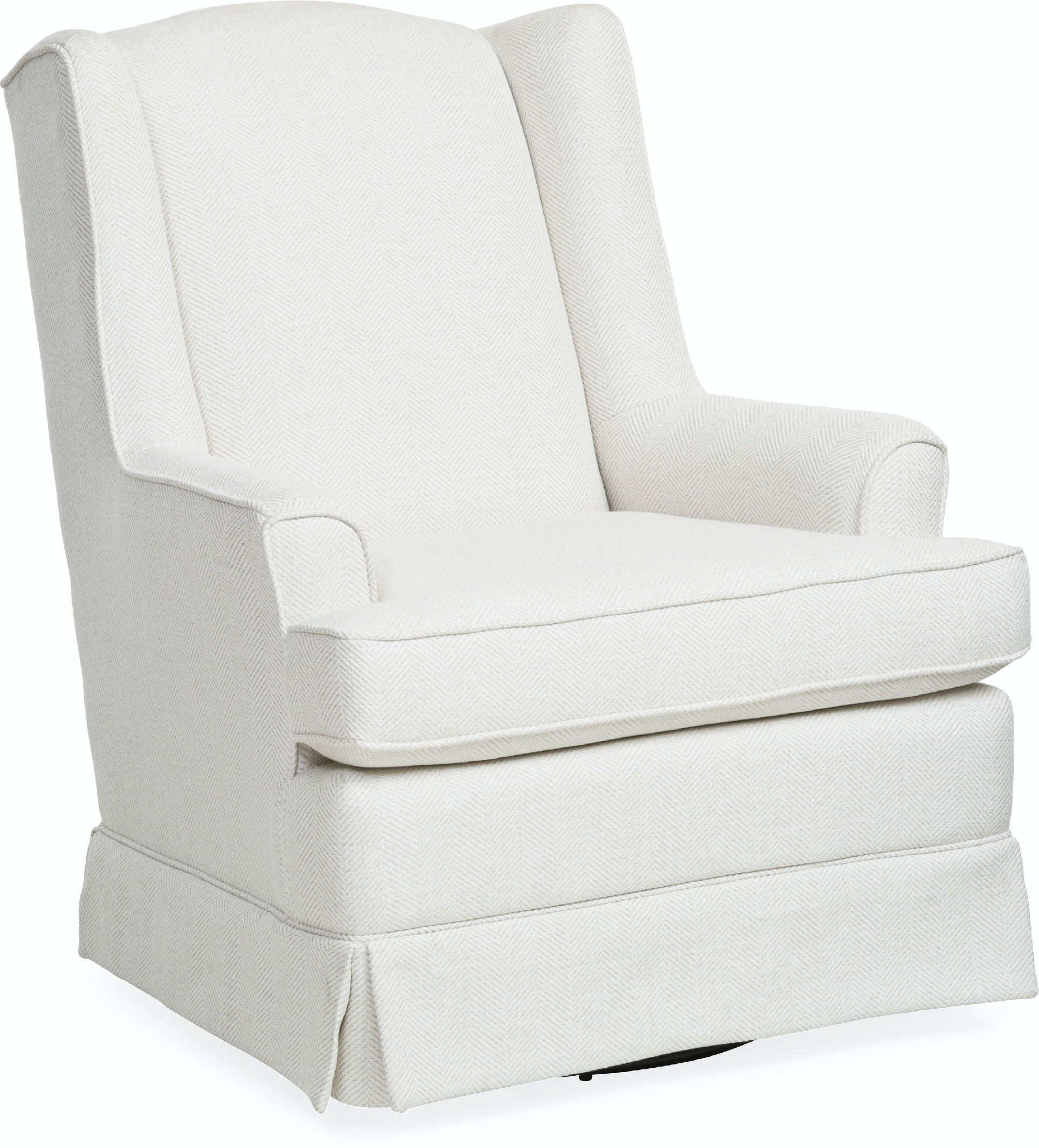Baby Natasha Swivelglider Wingback Chair