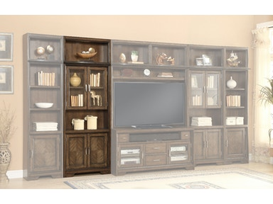 "Meridien 32"" Door Bookcase"