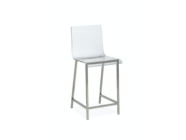 Lucite Counter Stool