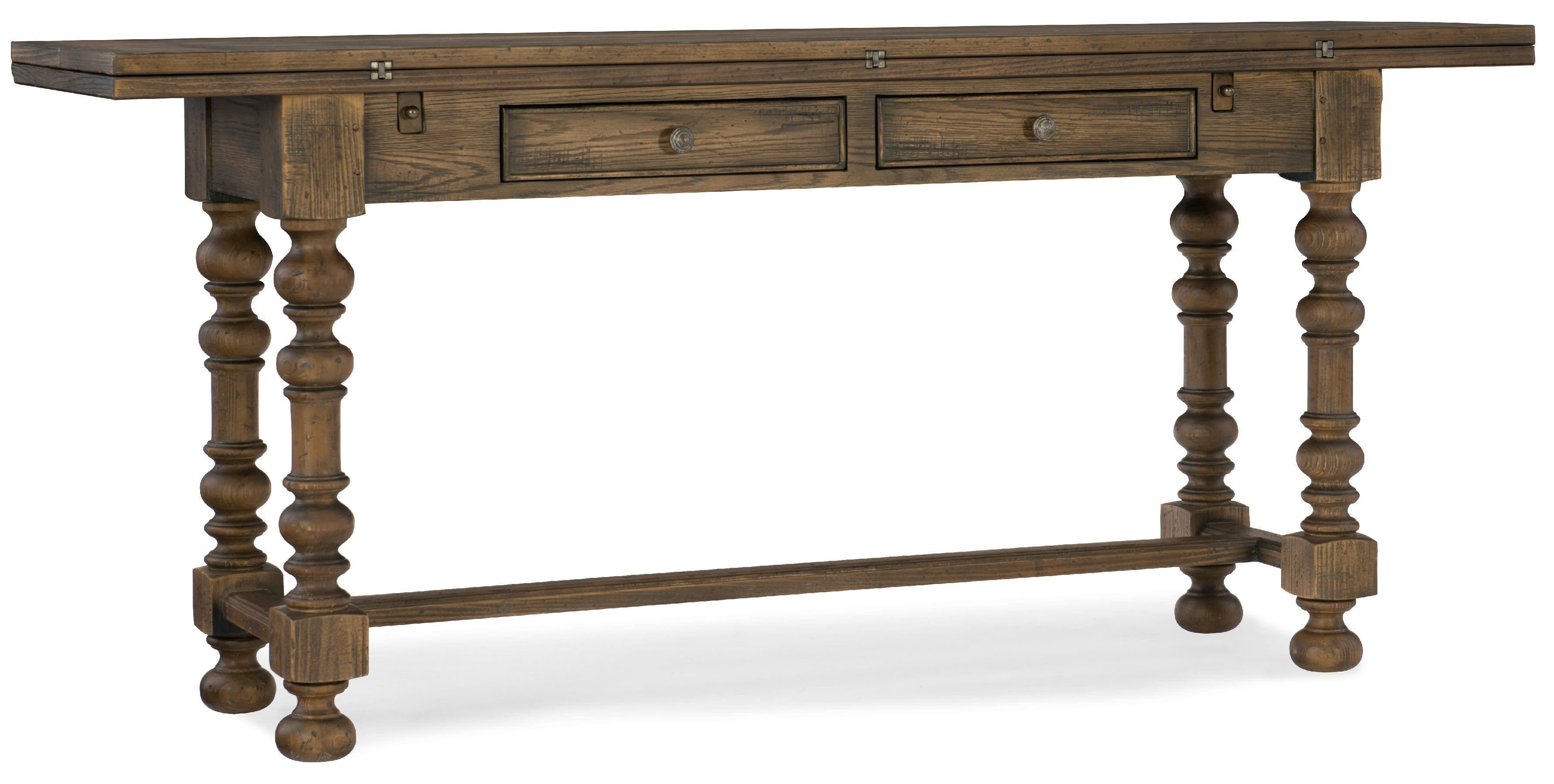 Hill Country Flip Top Console Table ST:473980
