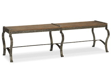 Hill Country Bed Bench