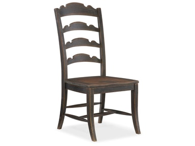 Hill Country Ladder Back Side Chair