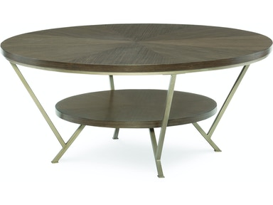 Rachael Ray Home - Soho Round Cocktail Table