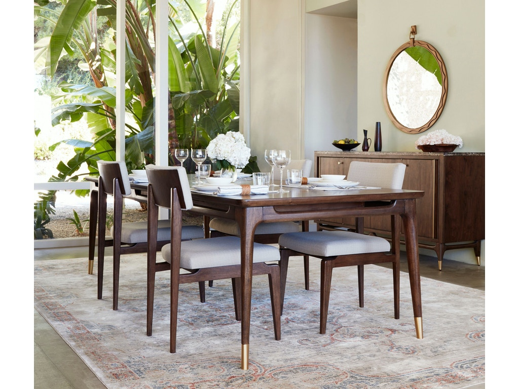 Rectangle Dining Room Tables Dining Room Ellen Degeneres Westwood Rectangular Dining Table