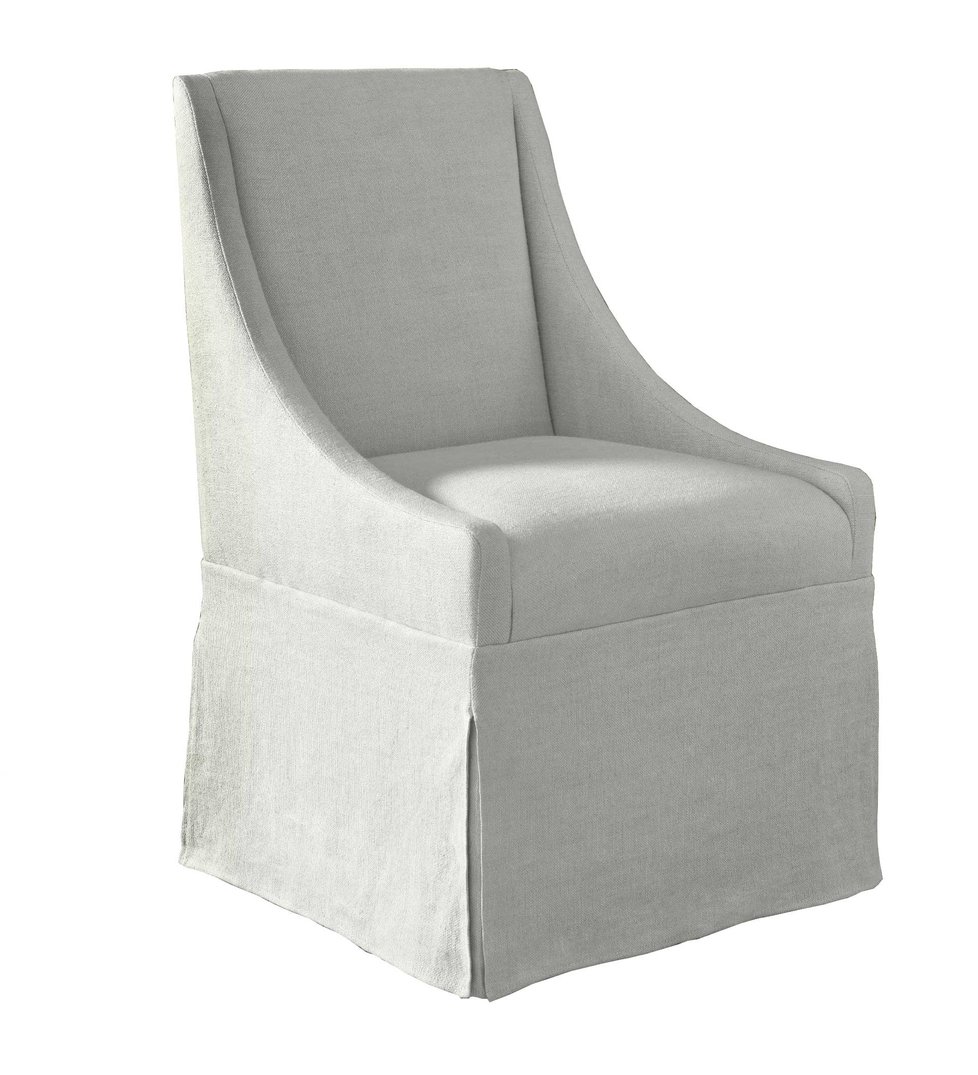 Modern Charcoal Townsend Castered Dining Chair ST:480317