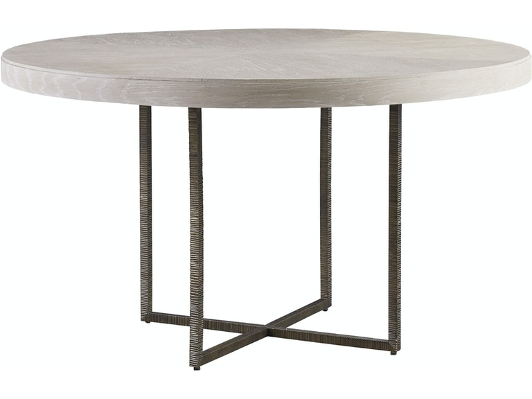 Dining Room Modern Quartz Robards Round Dining Table