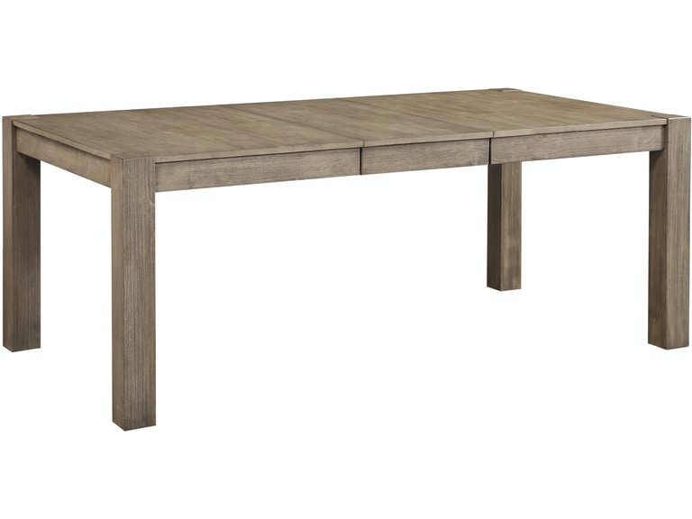Dining room easton grey dining table for Dining room tables easton