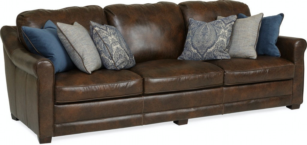 Palermo Hill Country Leather Sofa St 482510