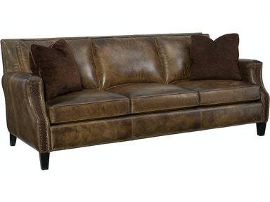 Normandy Leather Sofa