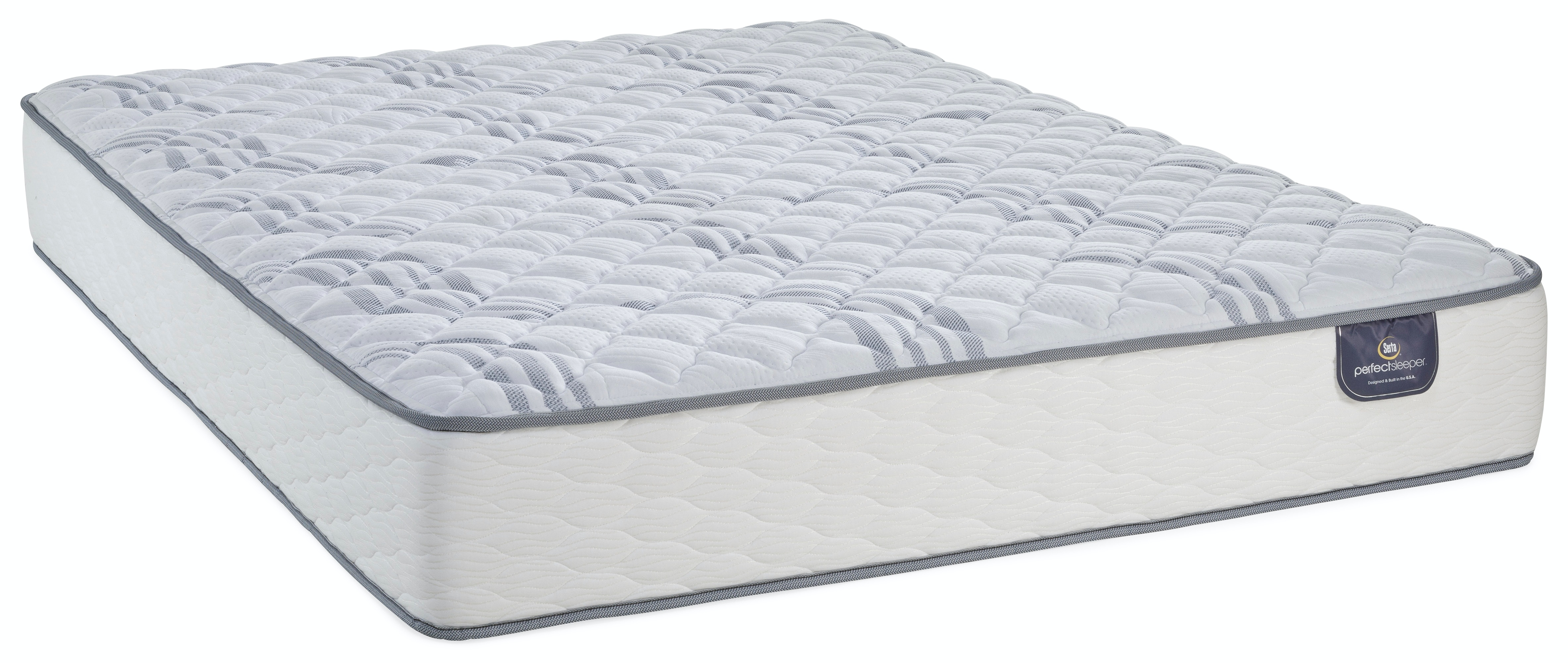 Mattresses Serta Perfect Sleeper Select Sheppard Firm Mattress Queen