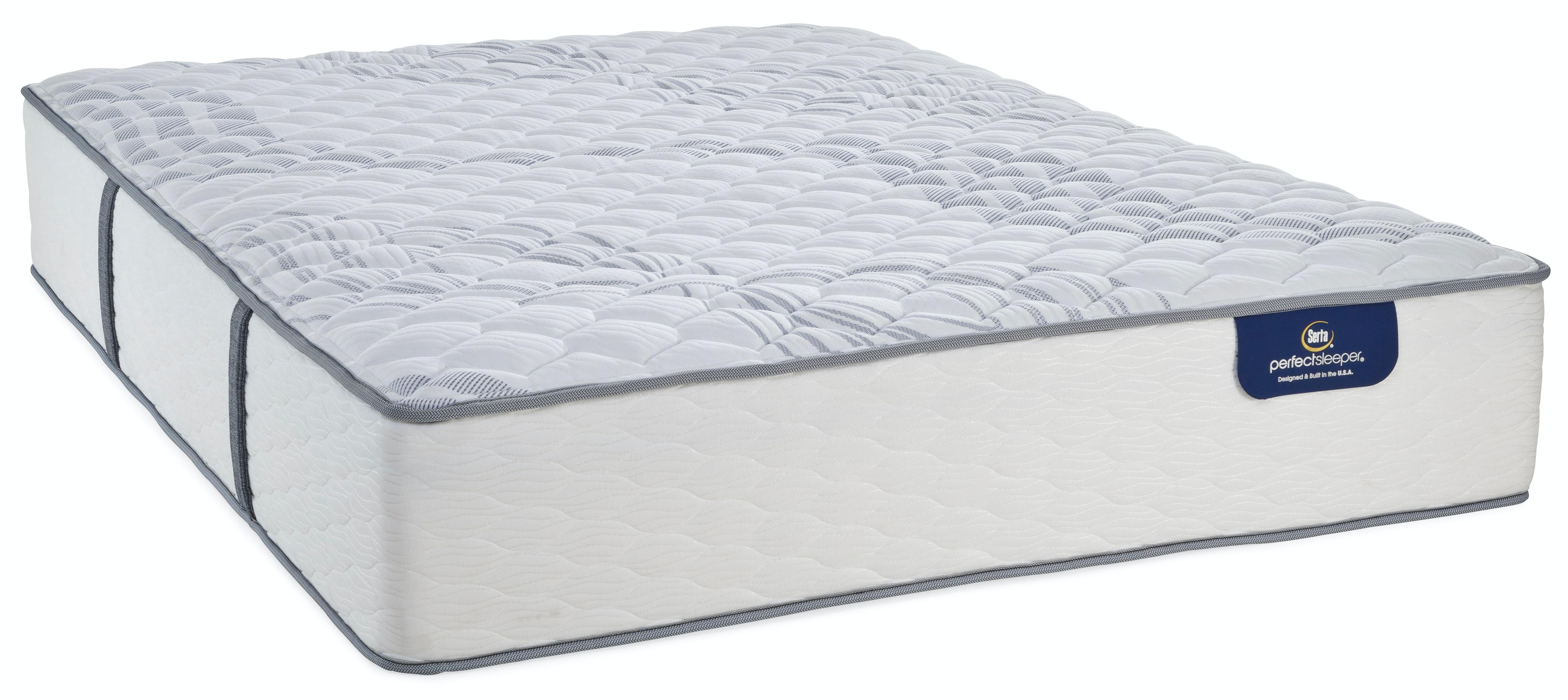 Serta Perfect Sleeper Elite Worley Extra Firm Mattress   QUEEN ST:483878