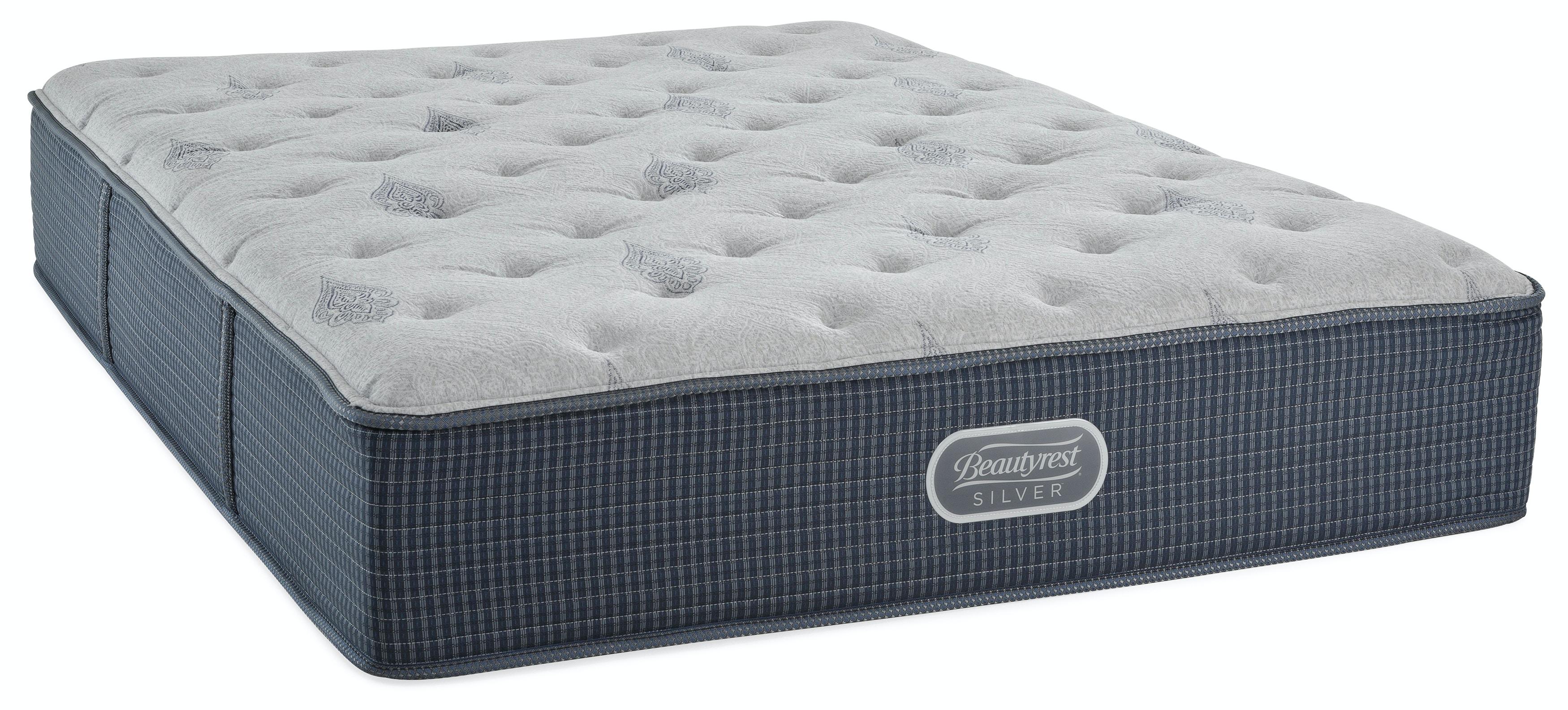 beautyrest silver st thomas luxury firm mattress queen st484635