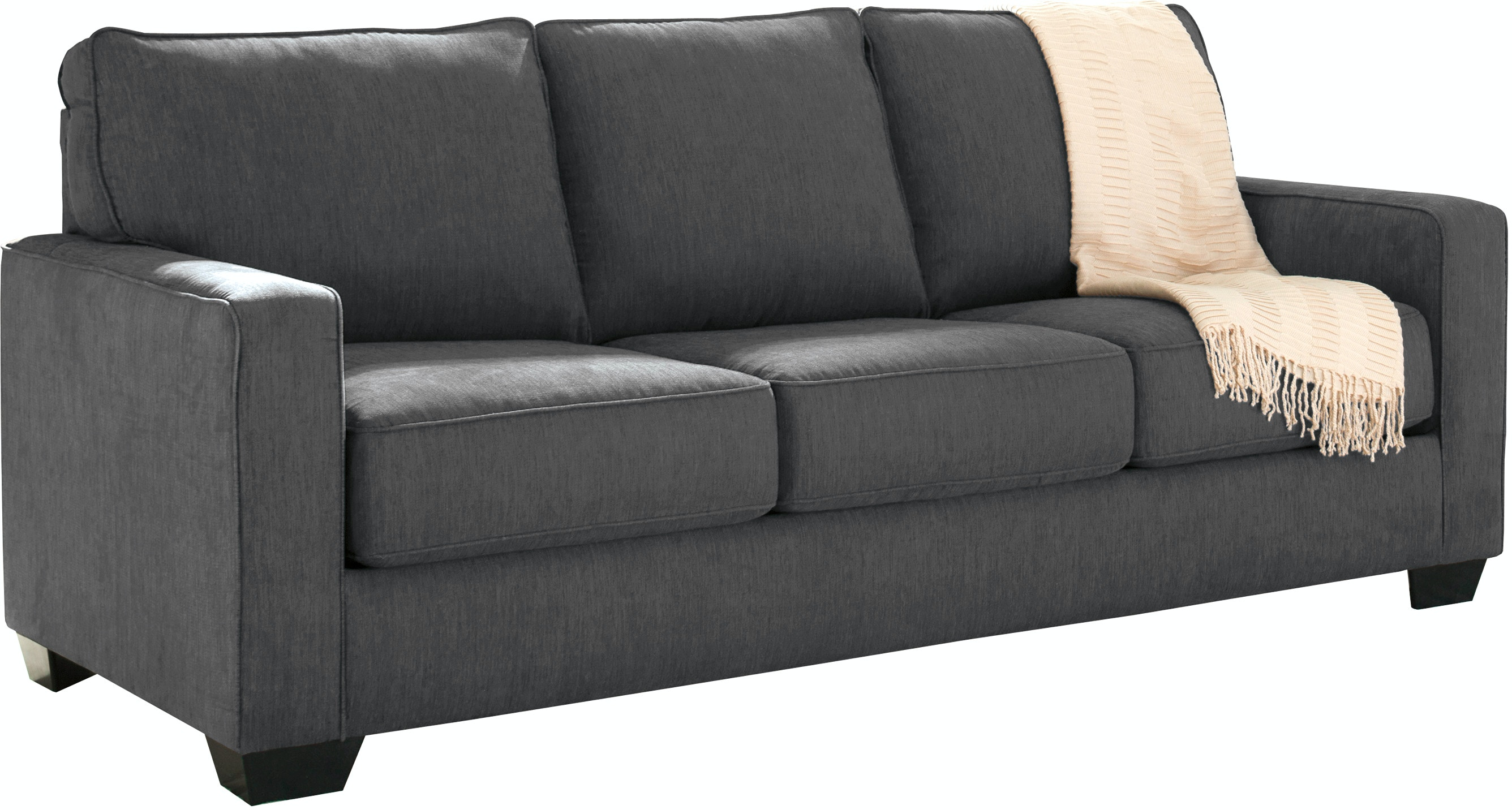 Zoie Sleeper Sofa - GREY - QUEEN ST:487014