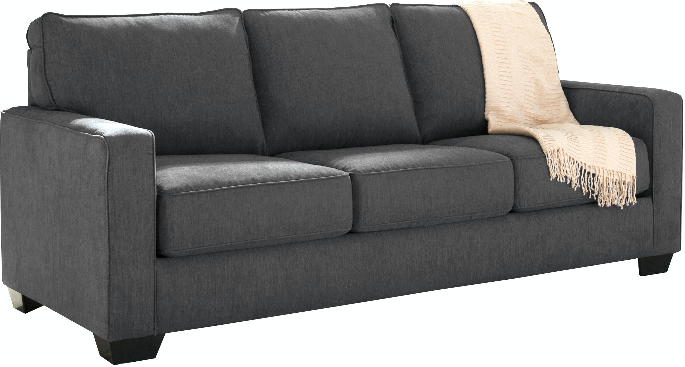 Zoie Sleeper Sofa - GREY - QUEEN ST:487014