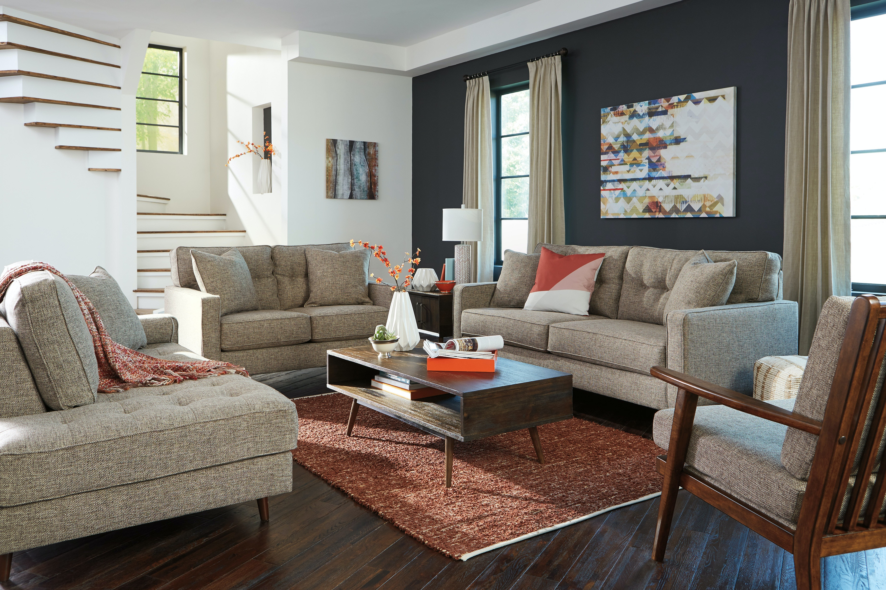 living room sofas - star furniture tx - houston, texas