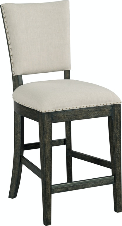 Dining Room Plank Road Kimler Upholstered Counter Height Chair