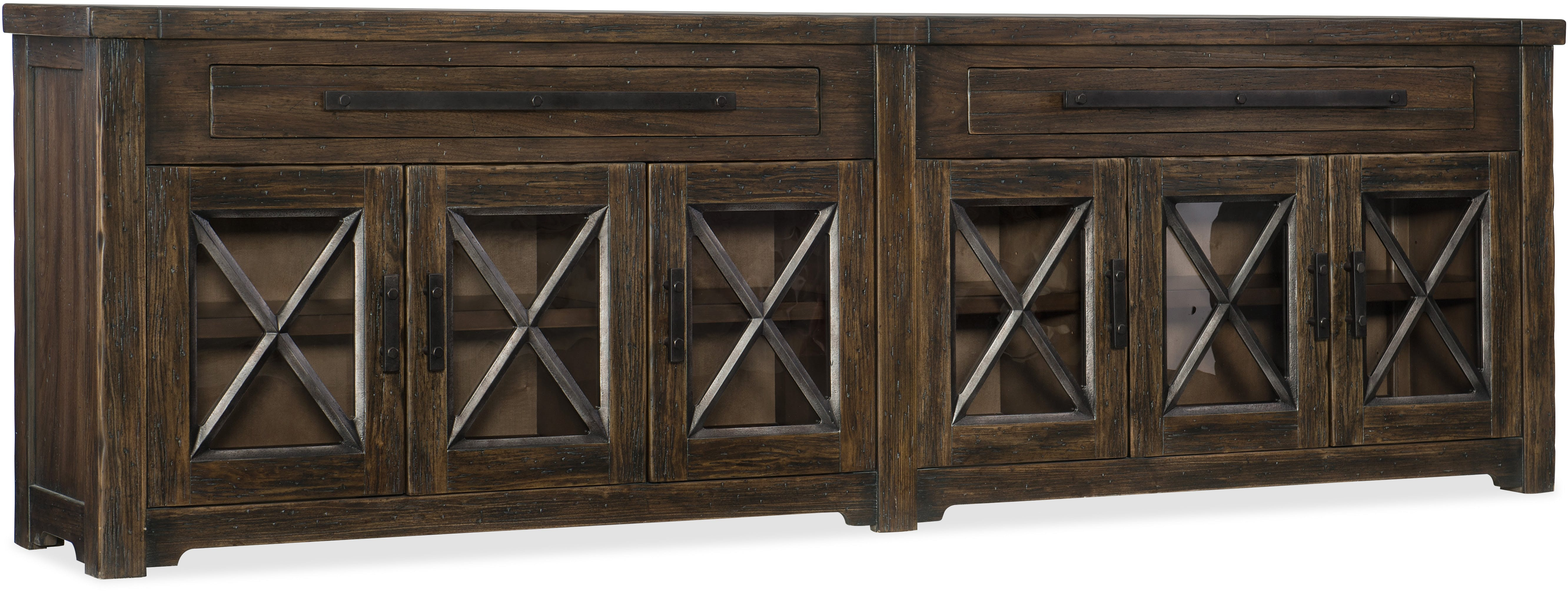 Charmant Roslyn County Media Credenza ST:488394