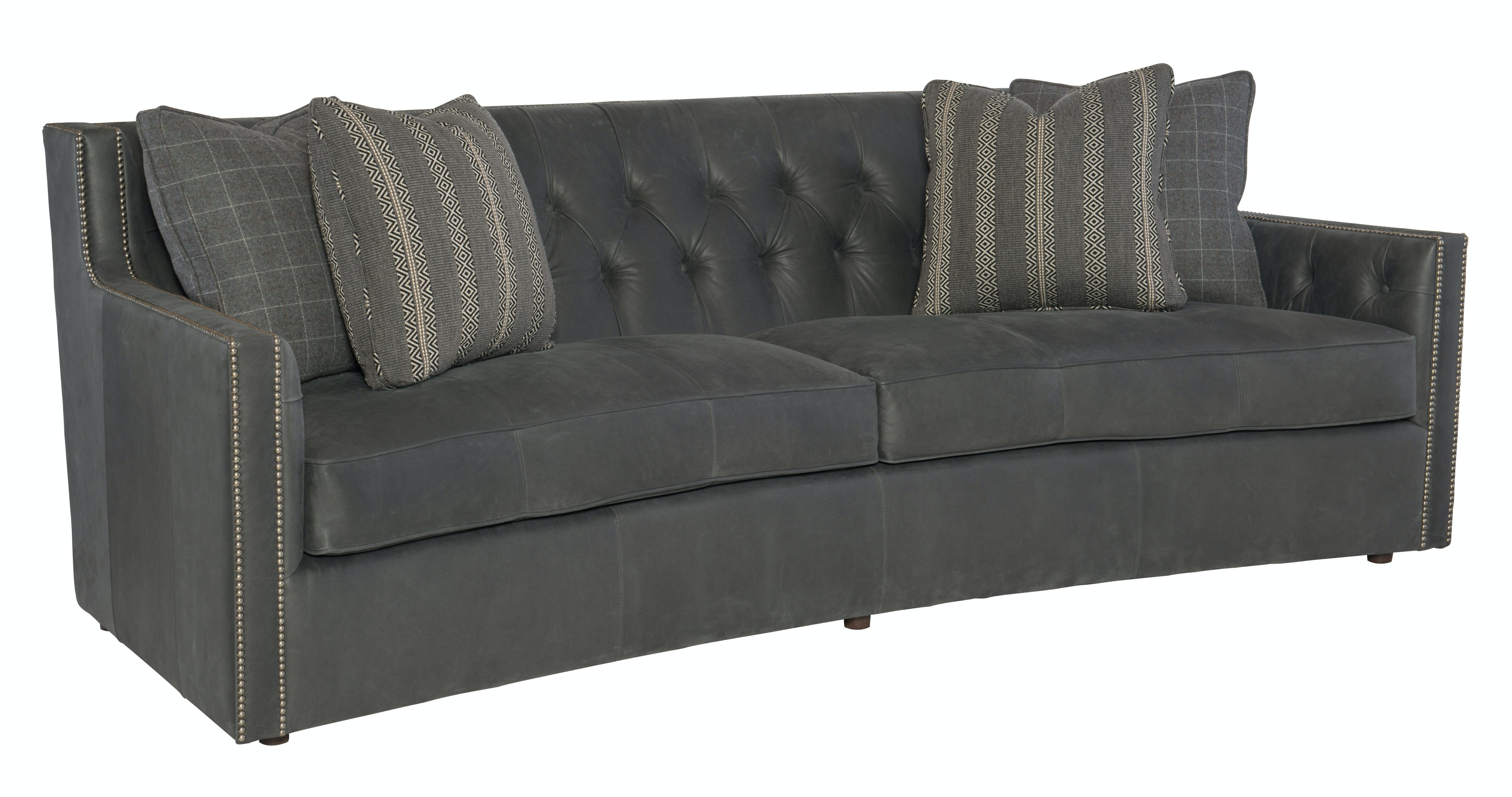 Candace Leather Sofa ST:490443