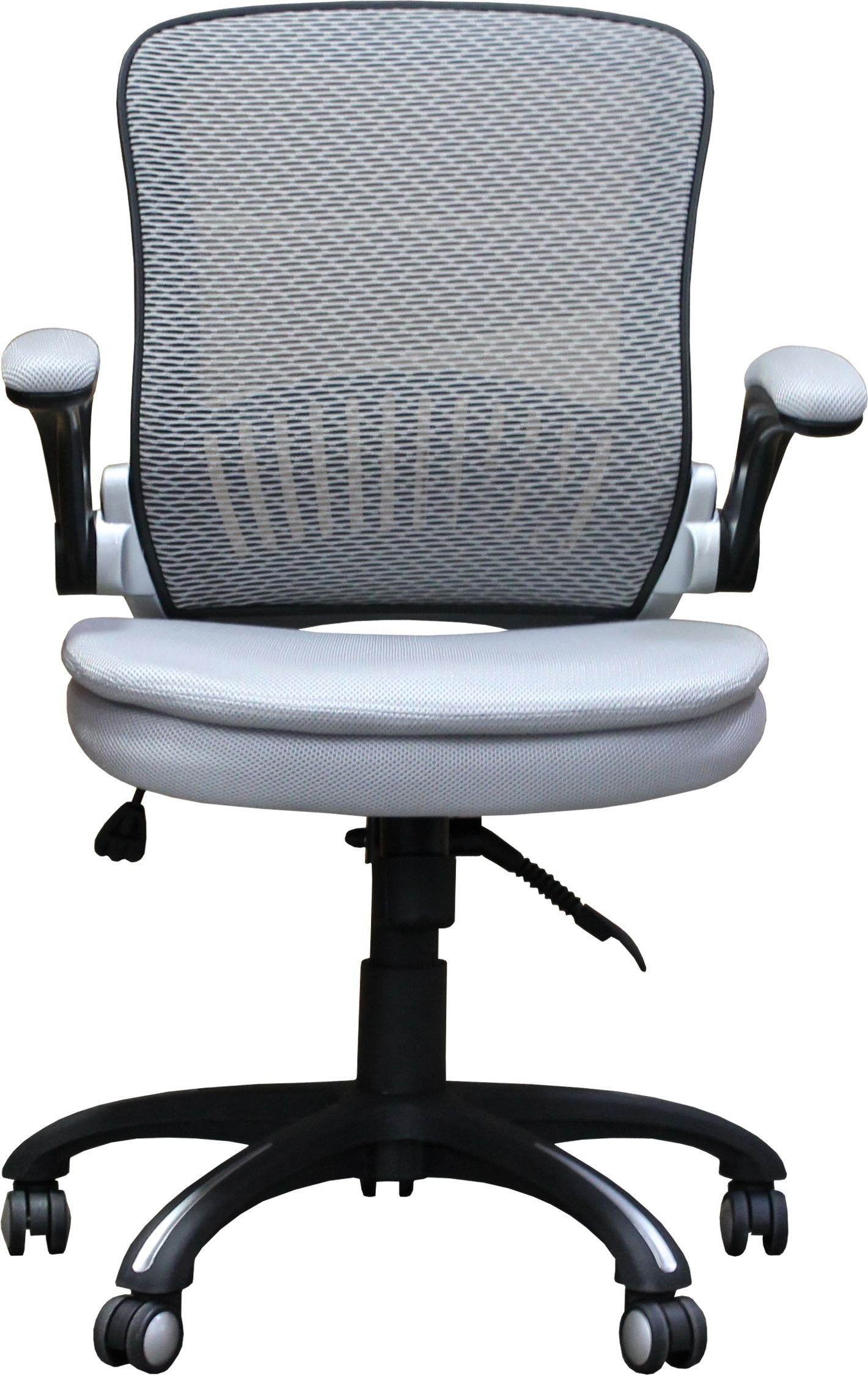 Matrix Silver Desk Chair ST:491509