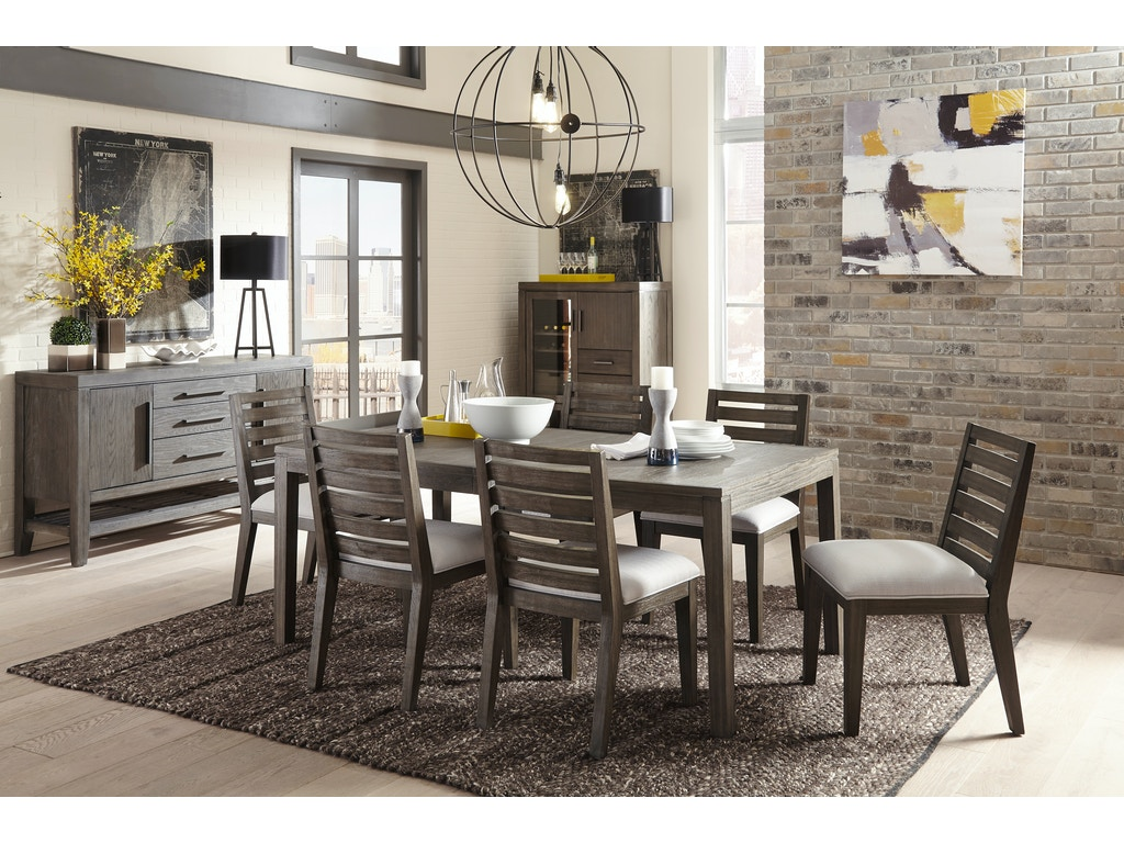 Dining Room Bravo Extension Dining Table