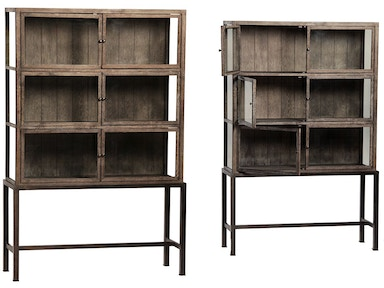 Elgin Bookcase Cabinet