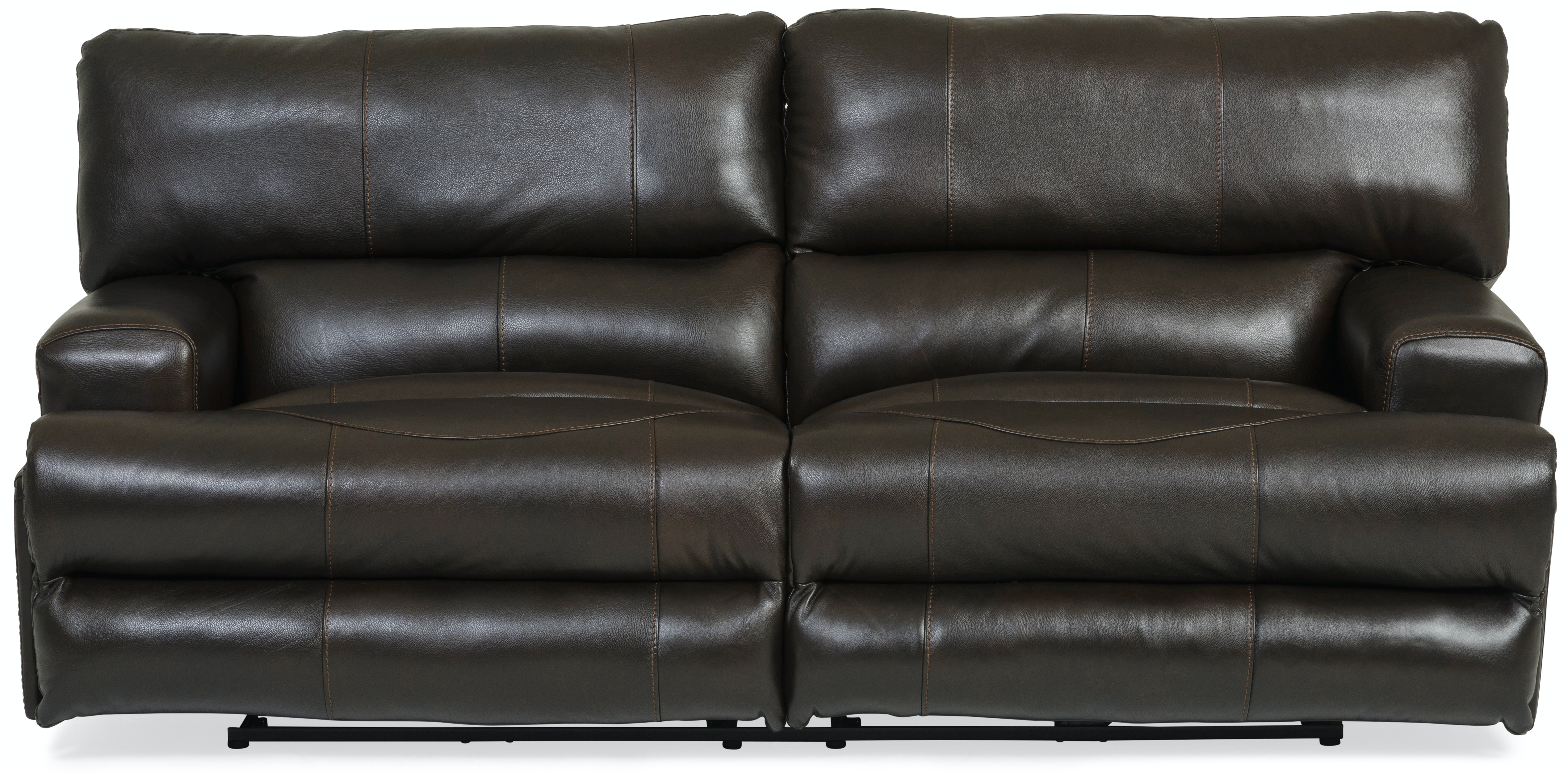 Whiskey Power Reclining Leather Sofa ST:500226
