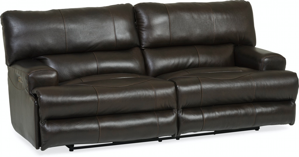 Whiskey Reclining Leather Sofa St 500226