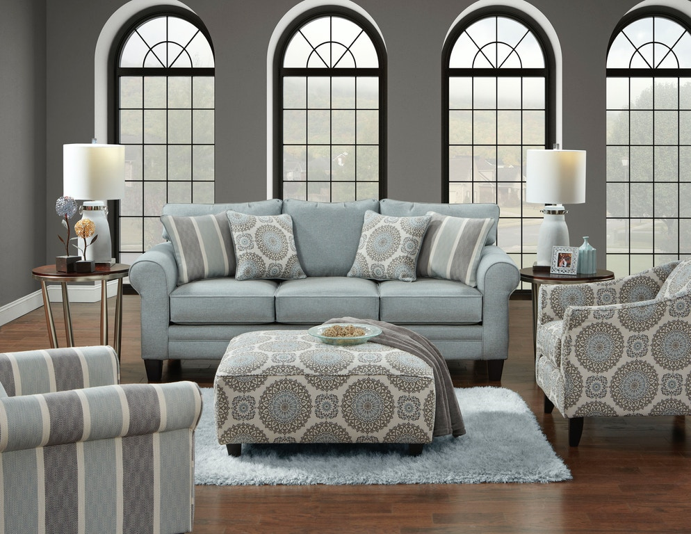Living Room Madison Accent Chair