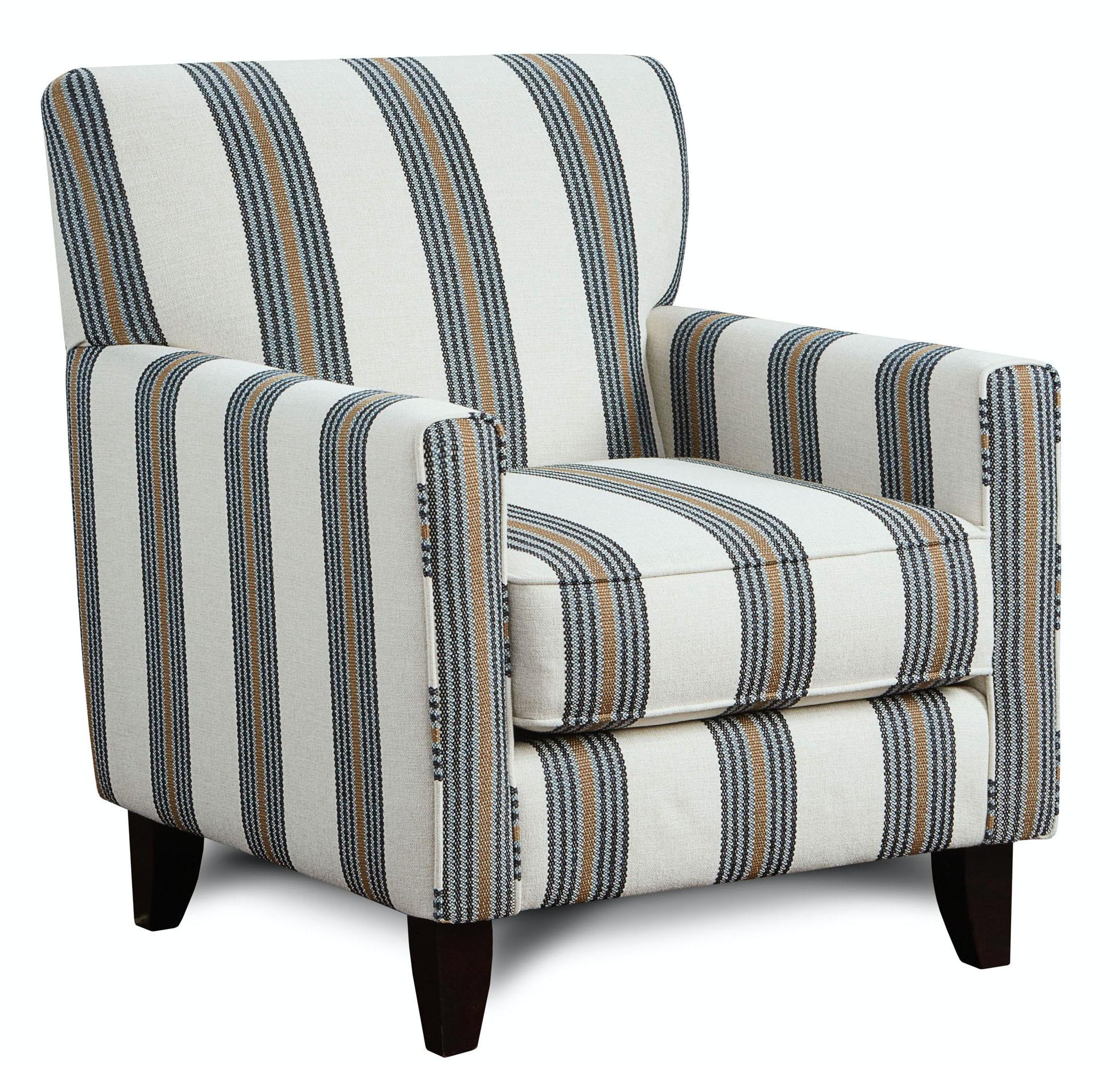 Merveilleux Ethan Stripe Chair ST:500775