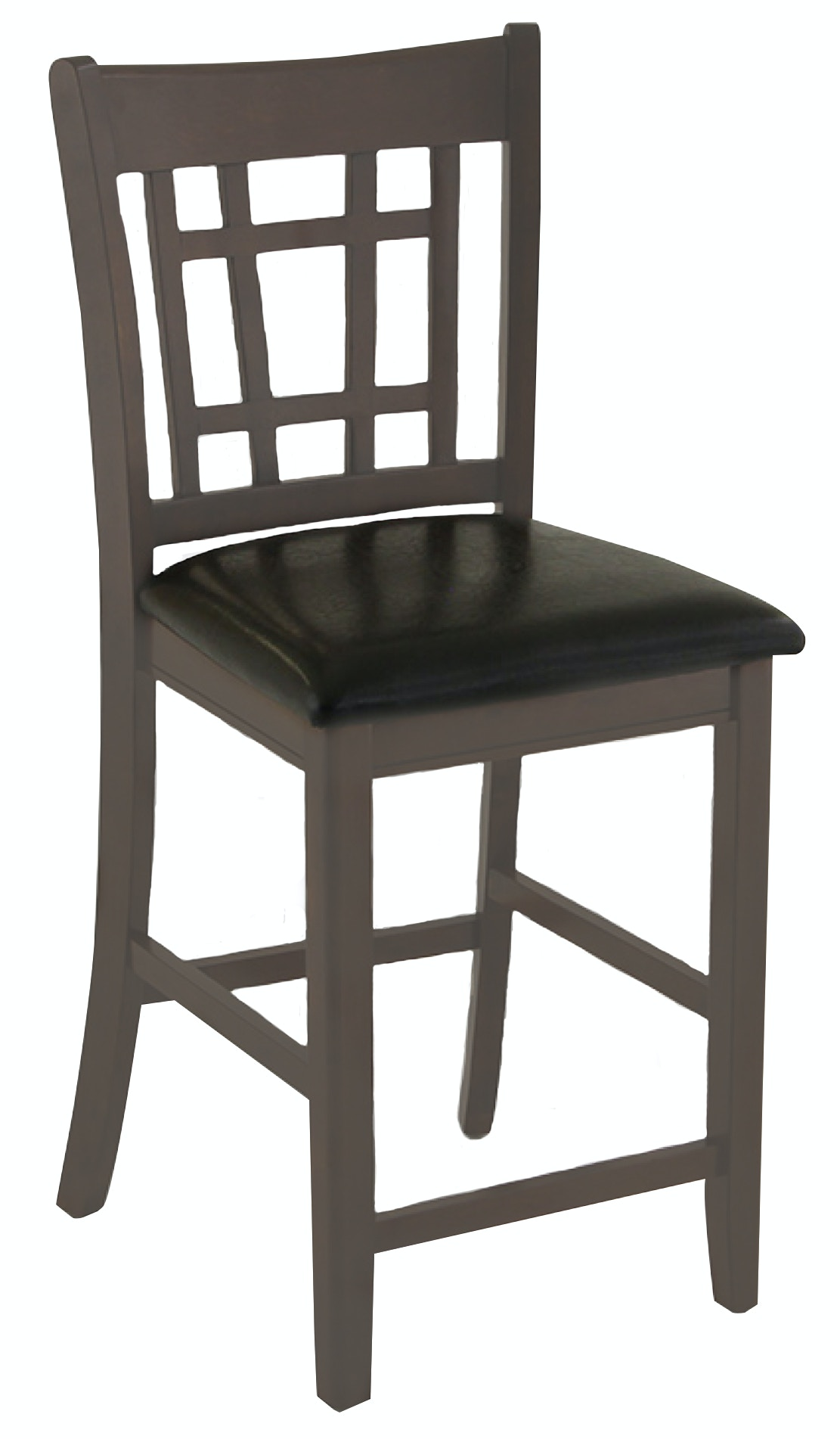 Attrayant Lattice Pub Side Chair ST:501111