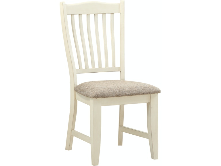 Garth White Dining Side Chair St 501210