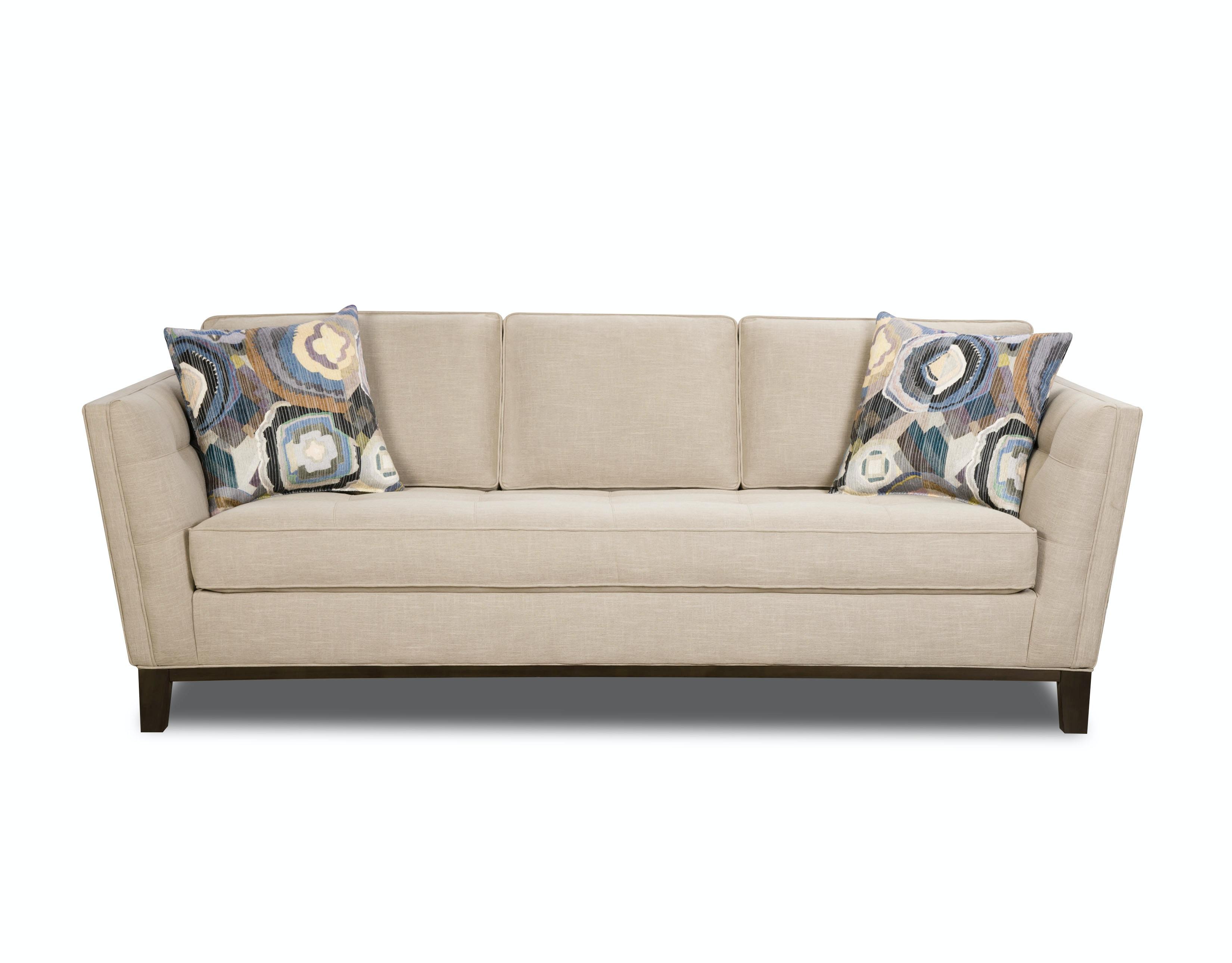 Genial Tribeca Sofa   HEMP ST:501559