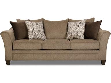 Albany Queen Sleeper Sofa Truffle