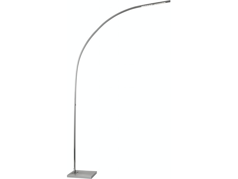 Lamps and lighting steele led arc floor lamp steele led arc floor lamp st502082 aloadofball Gallery