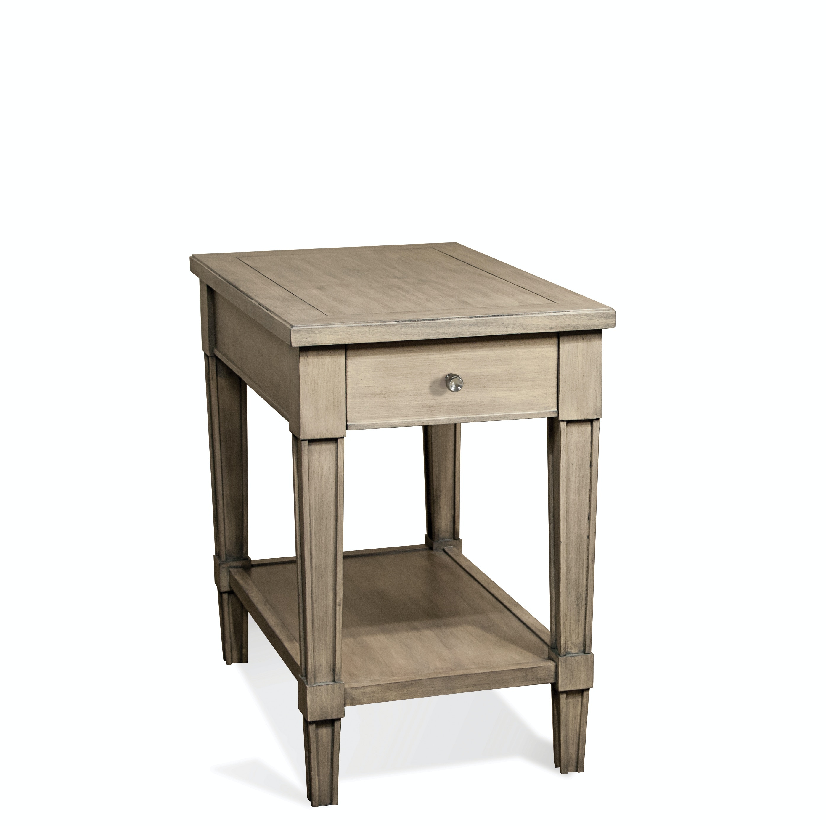 Living Room Alsworth Chair Side Table