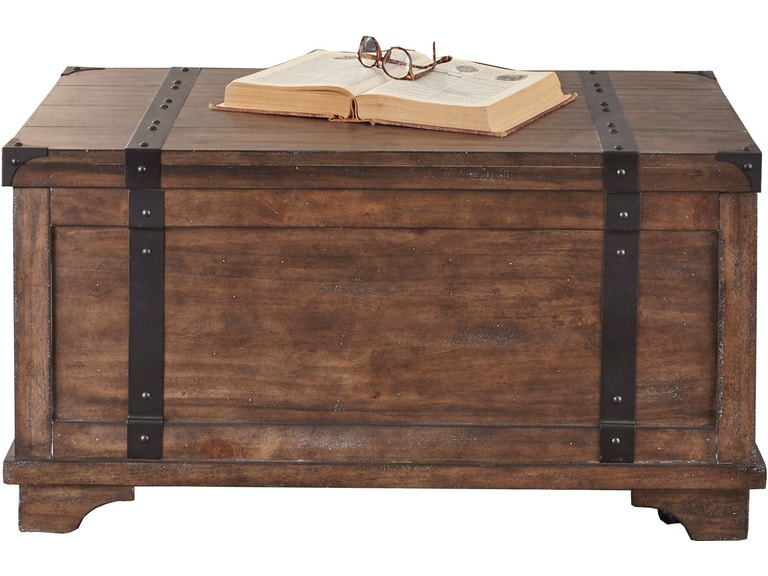 Pages Trunk Coffee Table St 503221