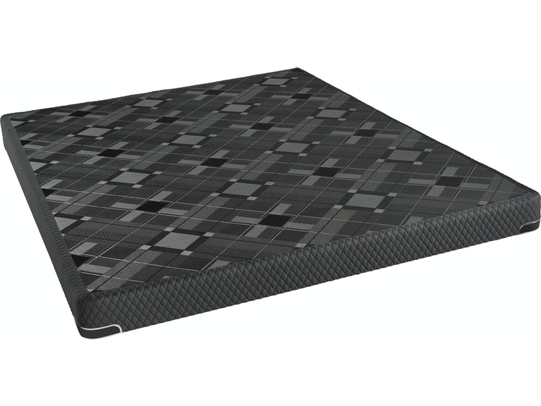 Mattresses Beautyrest Black Low Profile Box Spring King Requires 2