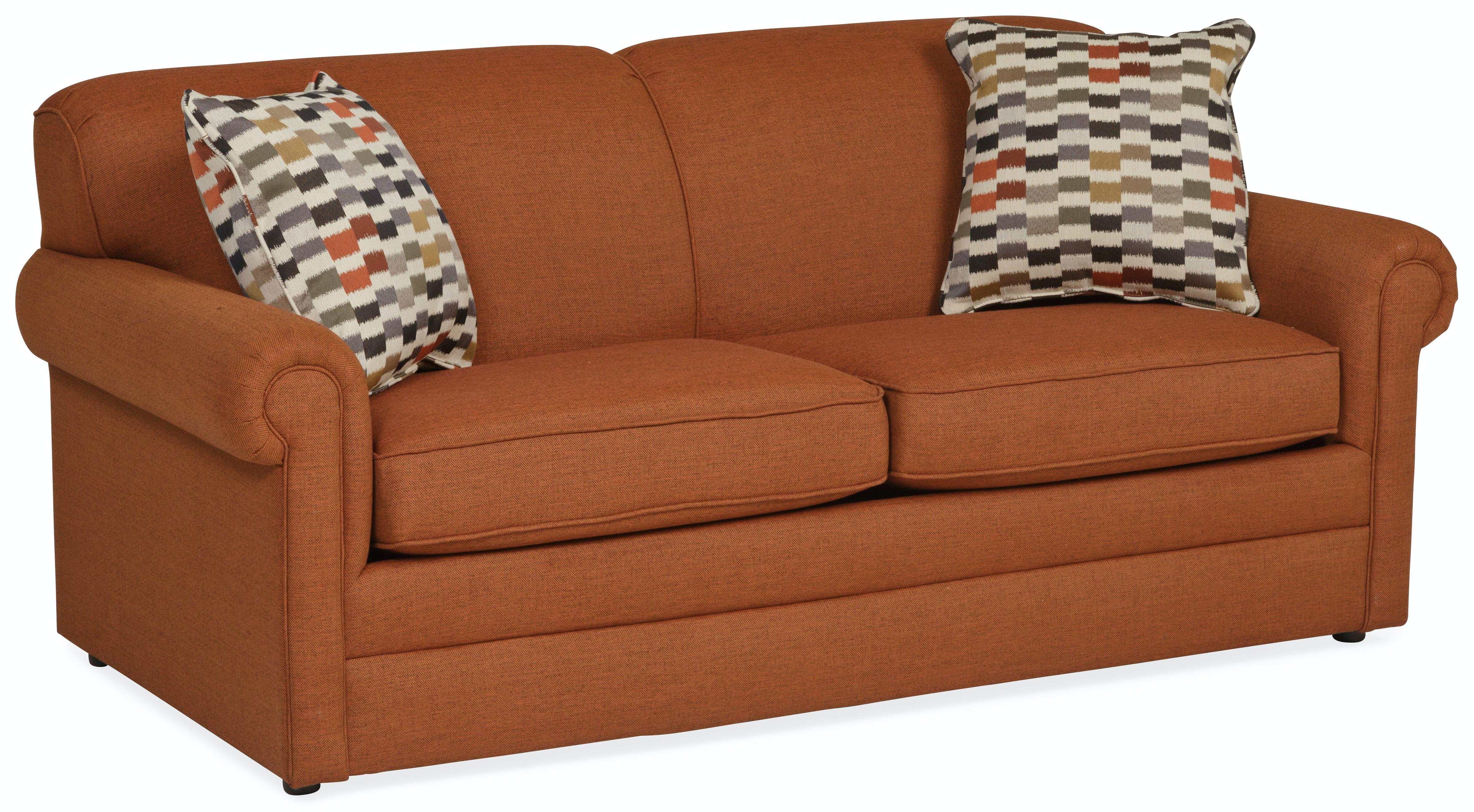 Kerry Full Air Mattress Sleeper Sofa   COPPER ST:507358