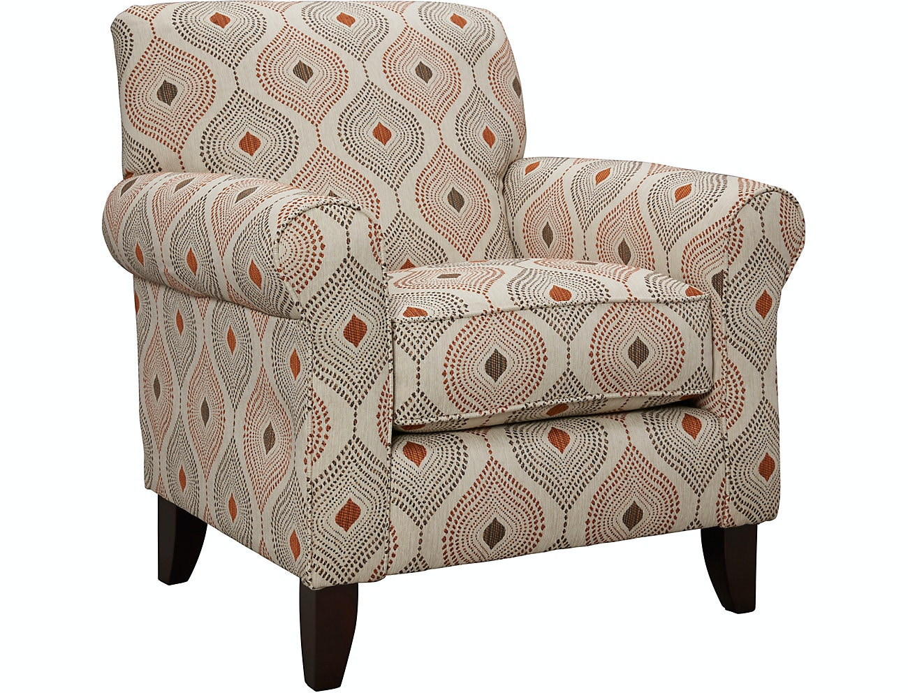 Omni Accent Chair   BROWN ST:509294
