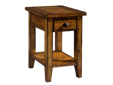 Cross Country Chairside Table