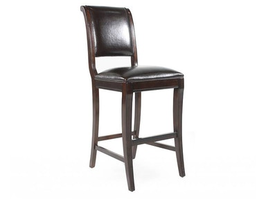 Belmont Counter Height Leather Stool