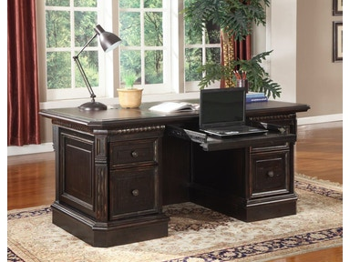 Home Office Desk Furniture amazoncom bestar hampton corner workstation in sand granite charcoal home kitchen Venezia 66 Executive Desk