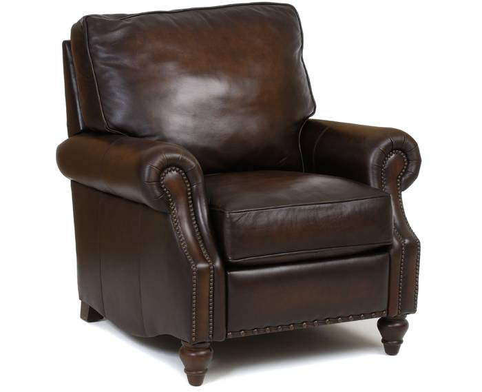 Van Gogh Leather Recliner ST:256535